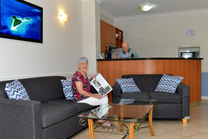 Accommodation near Cairns Base Hospital
